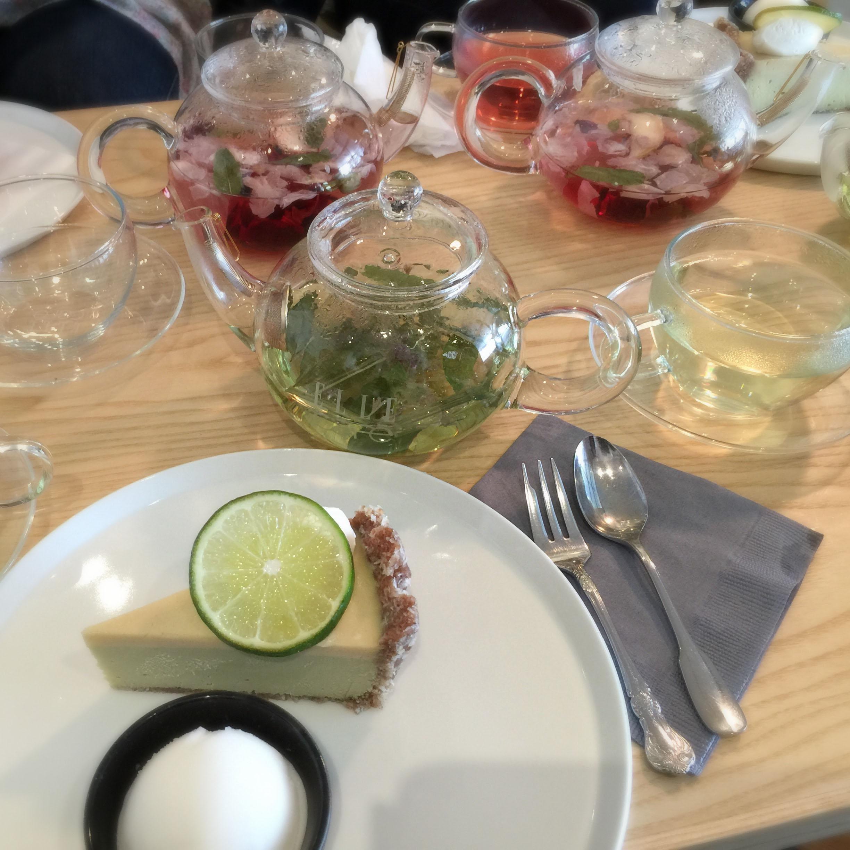 博多でのお茶会でした