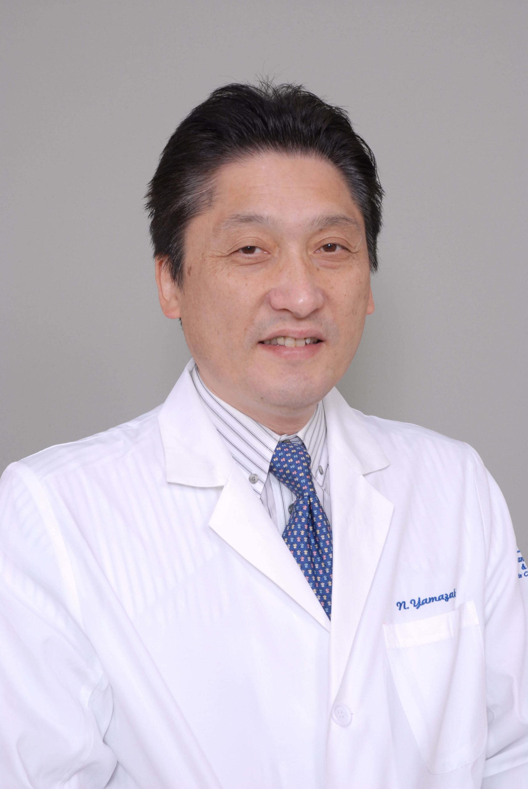 山﨑直也 医師